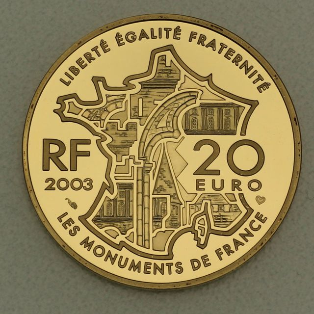 20 Euro 2003 Chambrod