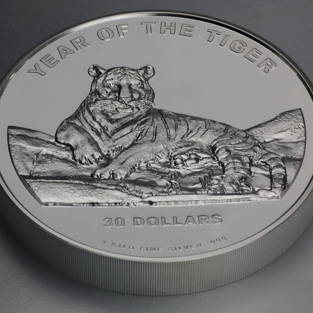 2011 Year of the Tiger