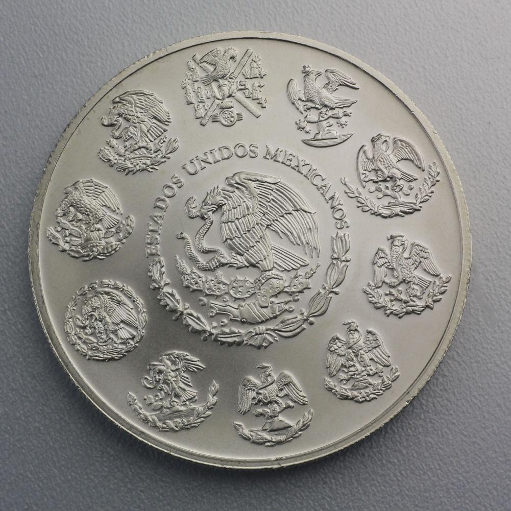Mexikaner-Silber